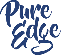 The logo for Pure Edge Foundation